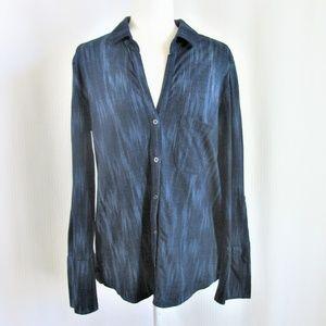 Cloth & Stone Ikat Print shirt